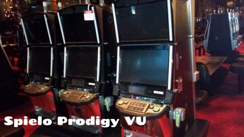 Spielo Prodigy Vu